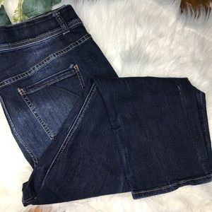 Lane Bryant Crop Jean sz 20